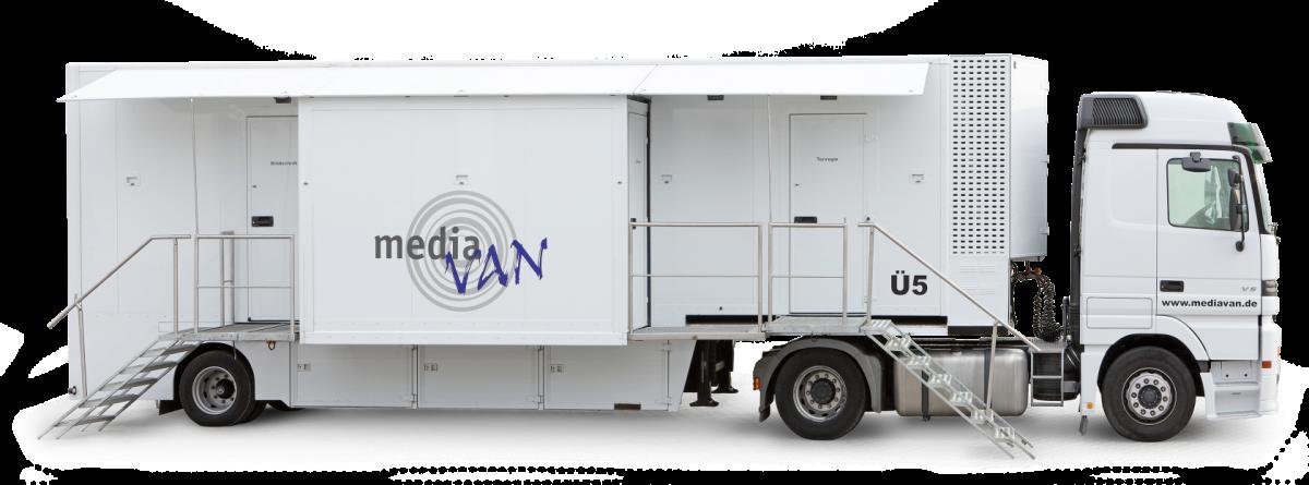 Media Van TV Produktion GmbH sucht folgende Mitarbeiter
